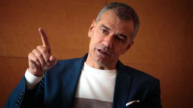 Toni Cantó, líder de Cs en la Comunidad Valenciana.
