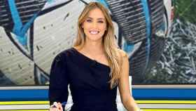 Cristina Gullón presenta el programa Real Madrid Conecta de RMTV