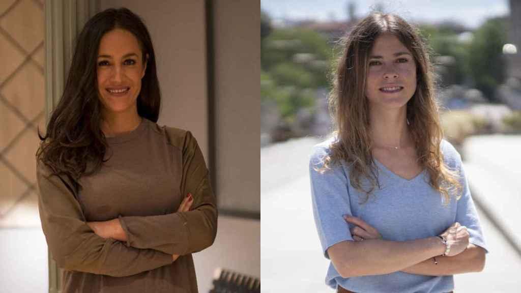 Begoña Villacís, vicealcaldesa de Madrid; y Bea Fanjul, diputada del PP.