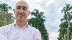 Jesús Quintana García, el español, director del CIAT, secuestrado en Colombia.