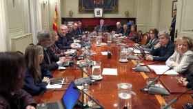 Reunión del Pleno del CGPJ, en una imagen de archivo./
