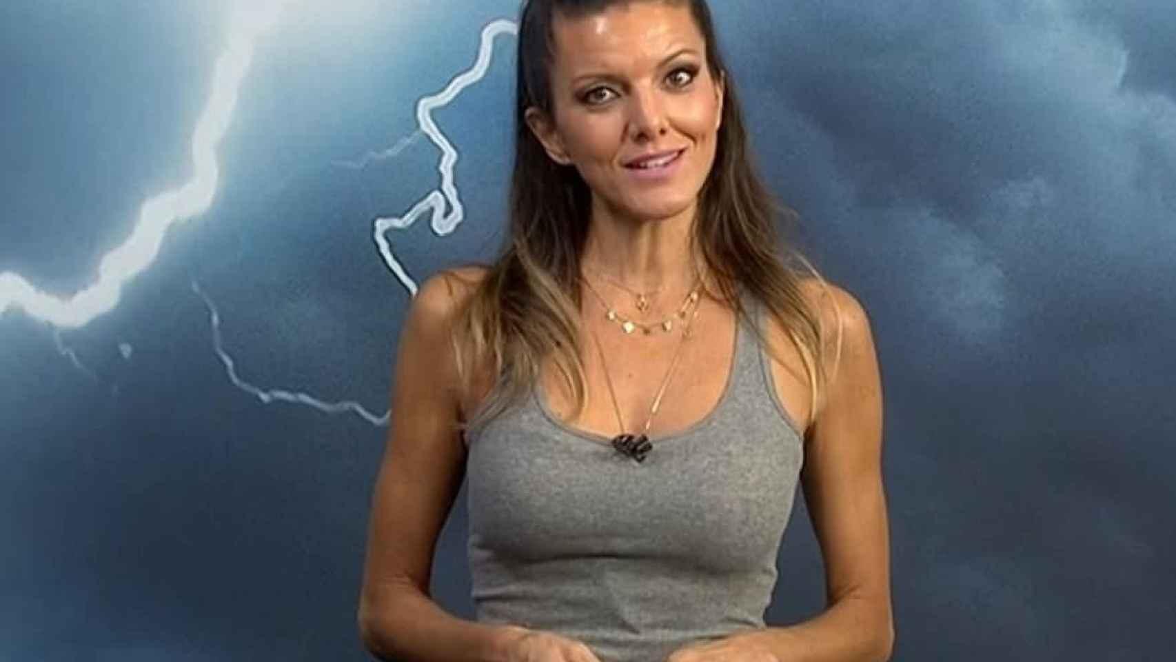 La meteoróloga de Antena 3 lleva varios días ingresada en un hospital de Madrid.