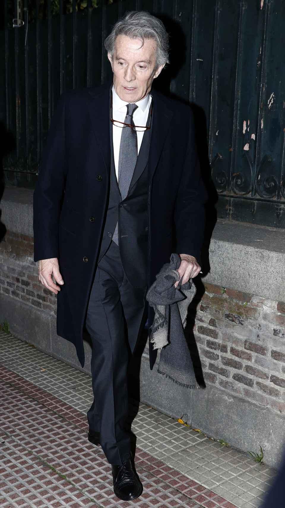 Alfonso Diez en marzo de 2019.