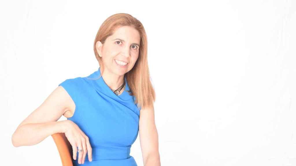 Nuria Oliver, co-fundadora y vicepresidenta del Laboratorio Europeo para los Sistemas de Inteligencia y Aprendizaje (ELLIS), y académica de la Real Academia de Ingeniería.
