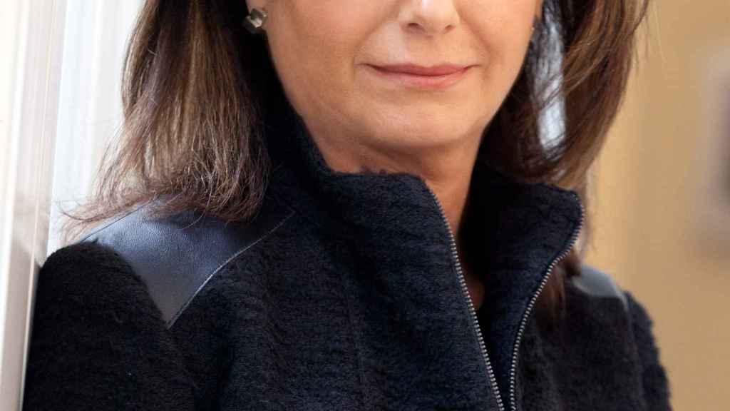 Ángeles Delgado, presidenta de Fujitsu en España.