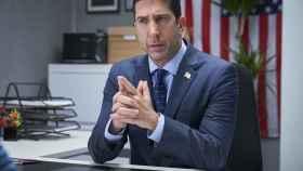 David Schwimmer regresa a la comedia tras 'Friends' con 'Intelligence'
