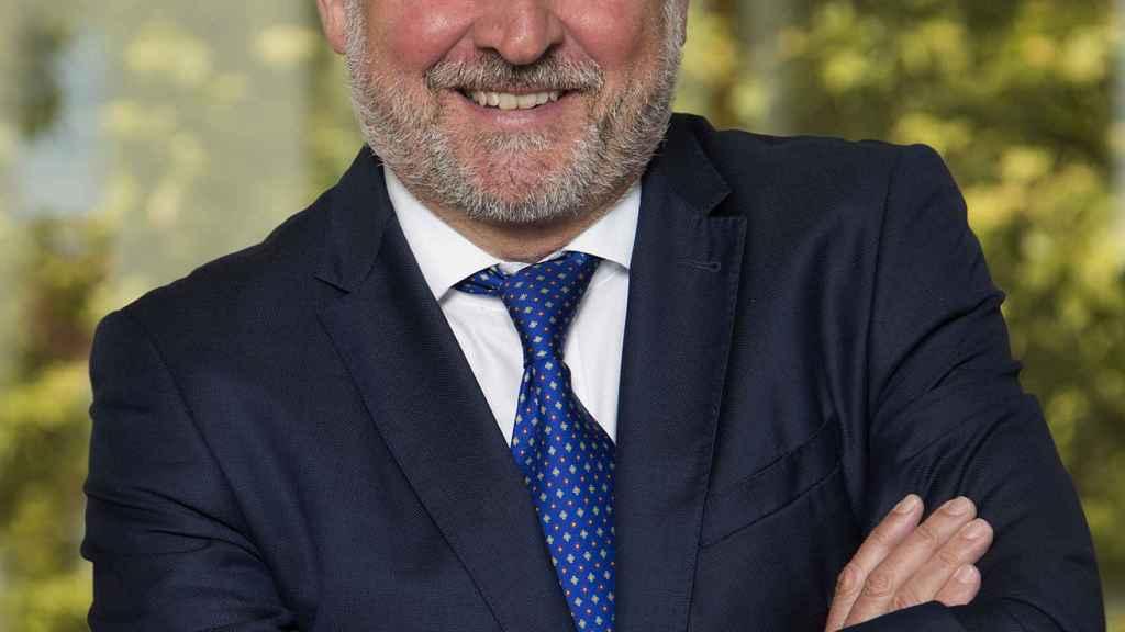 Jaime Hortelano, presidente y CEO de Grupo CMC.