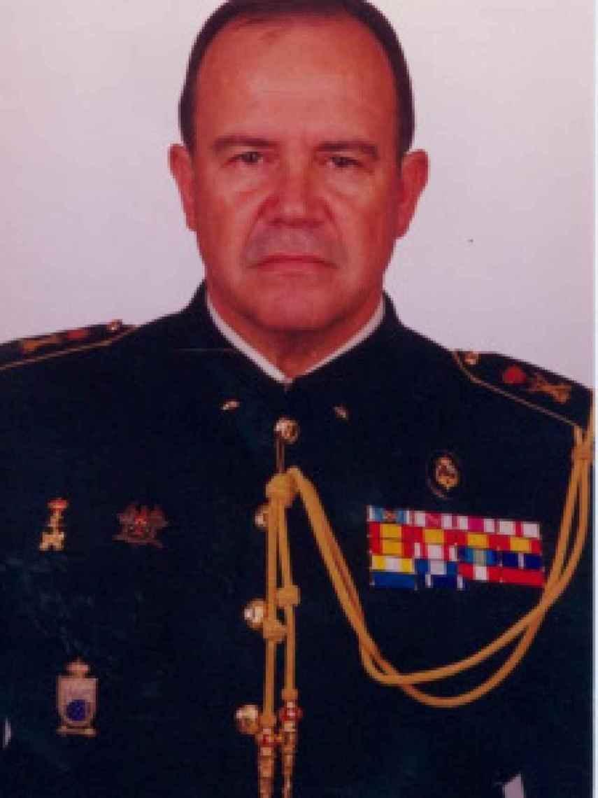 El general Juan Chicharro.
