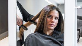 Un buen alisado se convierte en la opción ideal de peinado para las fiestas navideñas.
