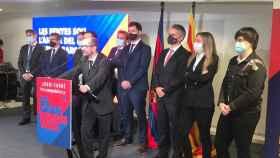 Jordi Farré presenta su candidatura para las elecciones del FC Barcelona