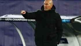 Zidane analiza en rueda de prensa la victoria del Real Madrid ante el Borussia Mönchengladbach