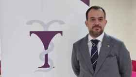 Javier Jimeno, presidente del Colegio Oficial de Farmacéuticos de Toledo
