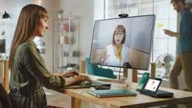 Imagen de la nueva gama de dispositivos de videoconferencia de Cisco Webex
