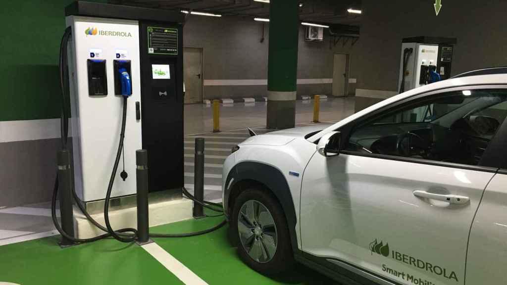 En 2018 se vendieron cerca de 18.000 coches eléctricos en España, alrededor del 2%.