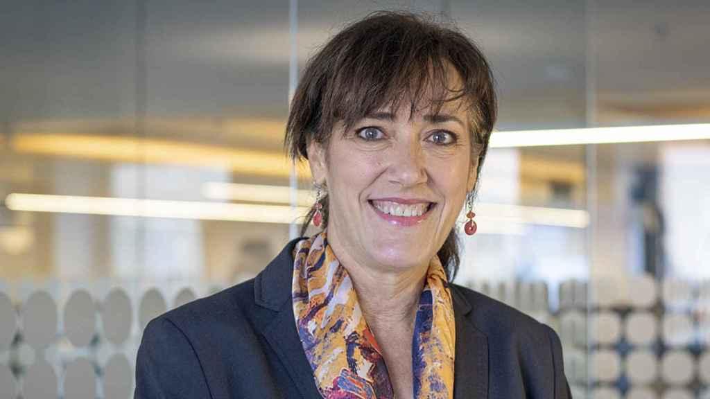 Elisa Navarro, directora general de MVGM España.