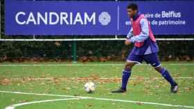 Patrocinio del Anderlecht por parte de Candriam.