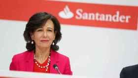 Ana Botín, en una imagen de archivo.