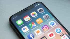 Aplicaciones instaladas en un iPhone