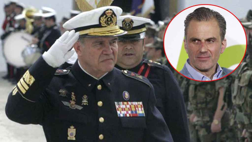 El general Chicharro, el primo de Ortega Smith e ideólogo del manifiesto militar contra Sánchez