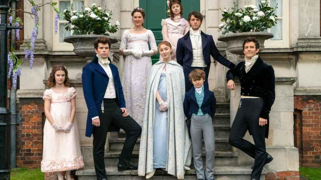 'Los Bridgerton' es la primera serie de la productora de Shonda Rhimes para Netflix