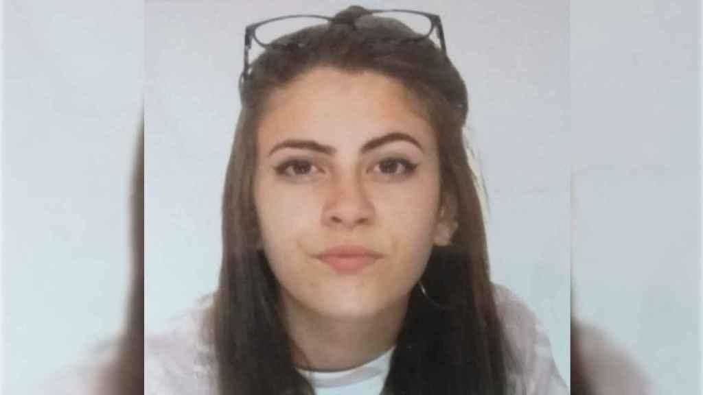 La joven Saray Carrasco Romero, de 16 años, desaparecida en Madrid el pasado 23 de noviembre.