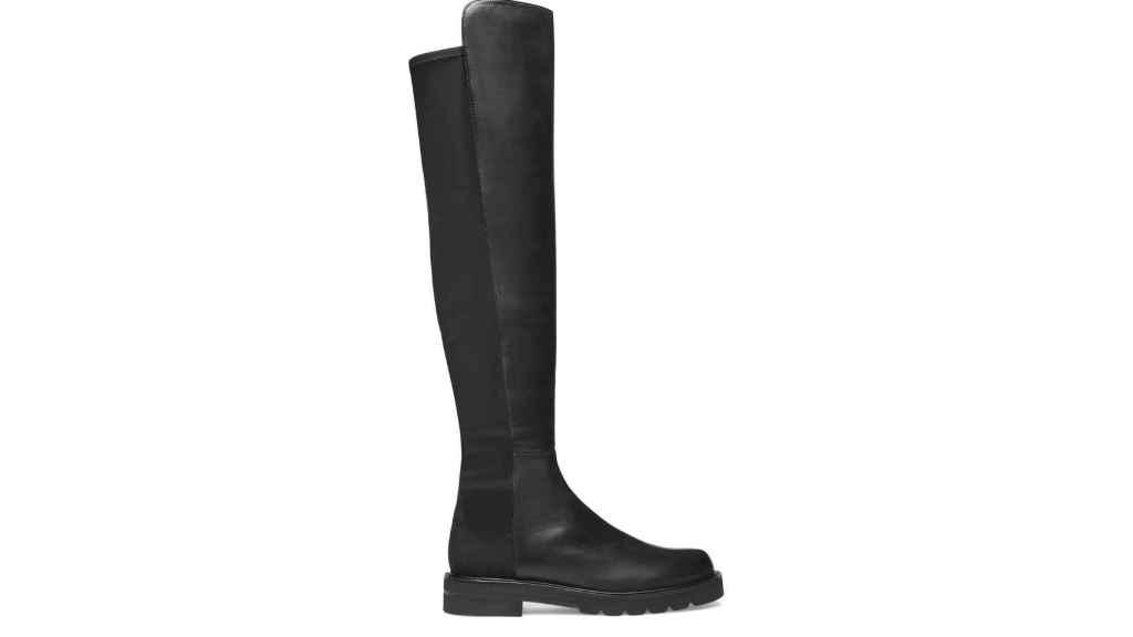 Las botas de Alexandra Pereira son de la marca Stuart Weitzman y tienen un precio de 775 euros.