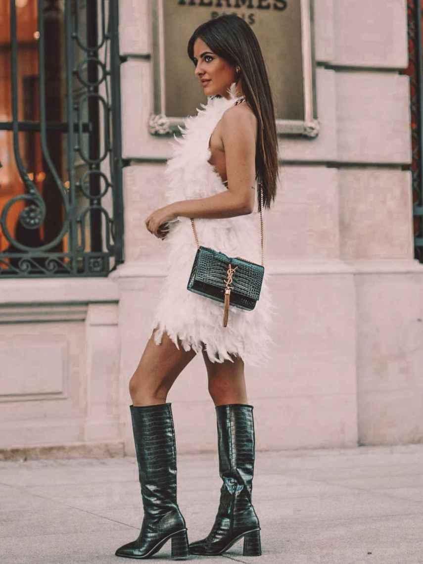 La ropa de lujo, los detalles cuidados y el fotógrafo, todo está pensado al milímetro.