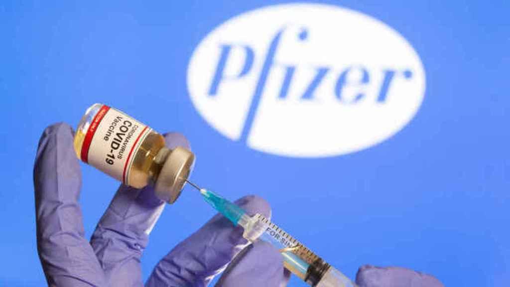 La vacuna contra la Covid-19 de Pfizer y BioNTech.