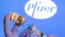 Pfizer anunció una efectividad del 90% en su vacuna contra la Covid-19.