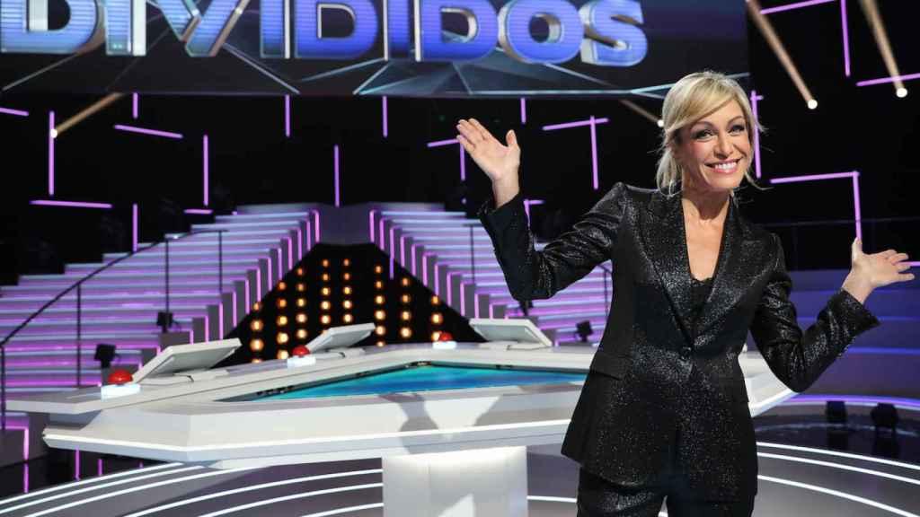 Luján Argüelles en 'Divididos' (Atresmedia)
