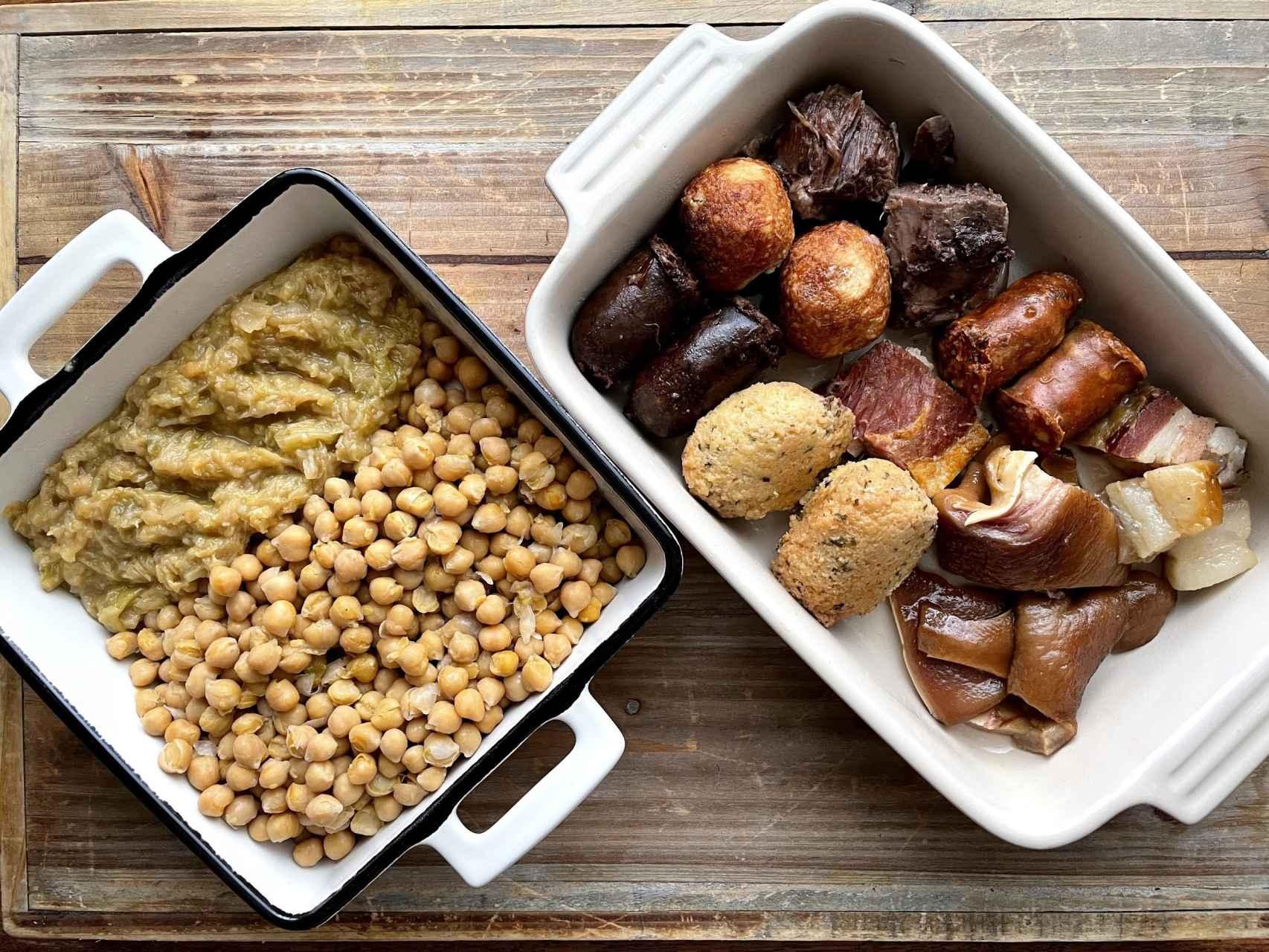 comida para pedir, guardar y preparar en minutos