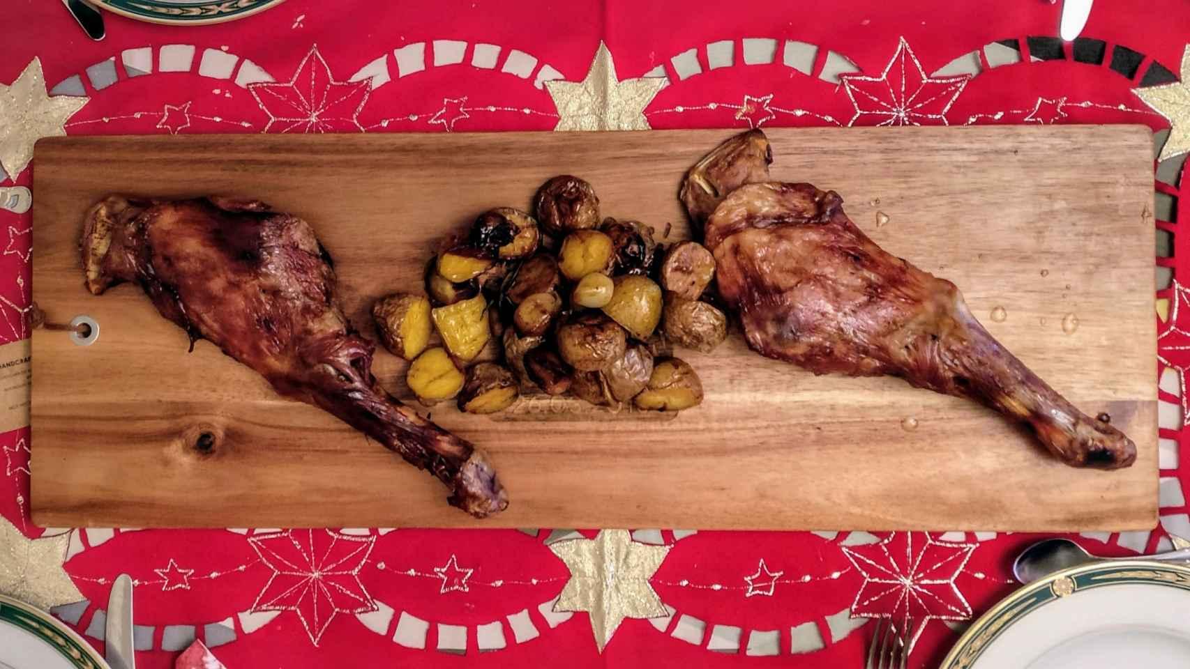 Comer bien sin cocinar en Navidades: comida para pedir, guardar y preparar en minutos