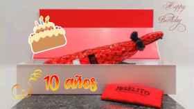 Sorteamos el mejor jamón del mundo con Joselito para celebrar 10 años