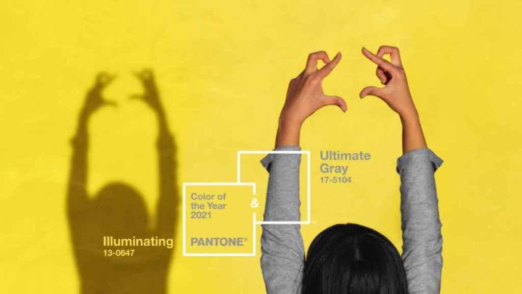 El instituto Pantone apuesta por dos tonos procedentes de diferentes gamas cromáticas para este 2021.