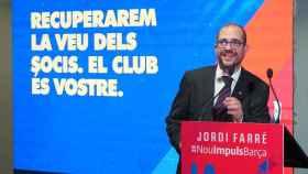 Jordi Farré, candidato a las elecciones del Barça: Leo Messi renovará el día 25 de enero si gano
