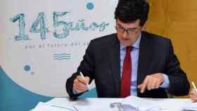 Enrique Gimeno (Facsa), empresario imputado en el nuevo caso contra Carlos Fabra. EE