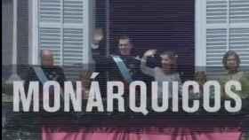 Captura de pantalla del vídeo difundido por Podemos en redes sociales.