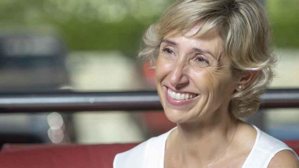 Mónica Alegre, presidenta de AVIA.