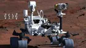 Simulador del proyecto de energía eólica para Marte.