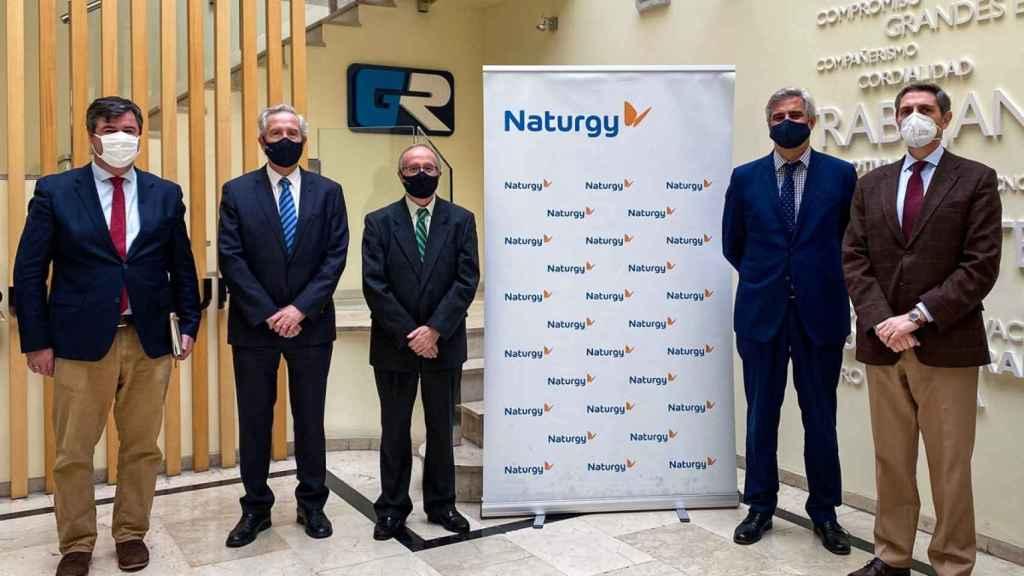 Naturgy se alía con Grupo Ruiz para desarrollar hidrógeno en estaciones de servicio