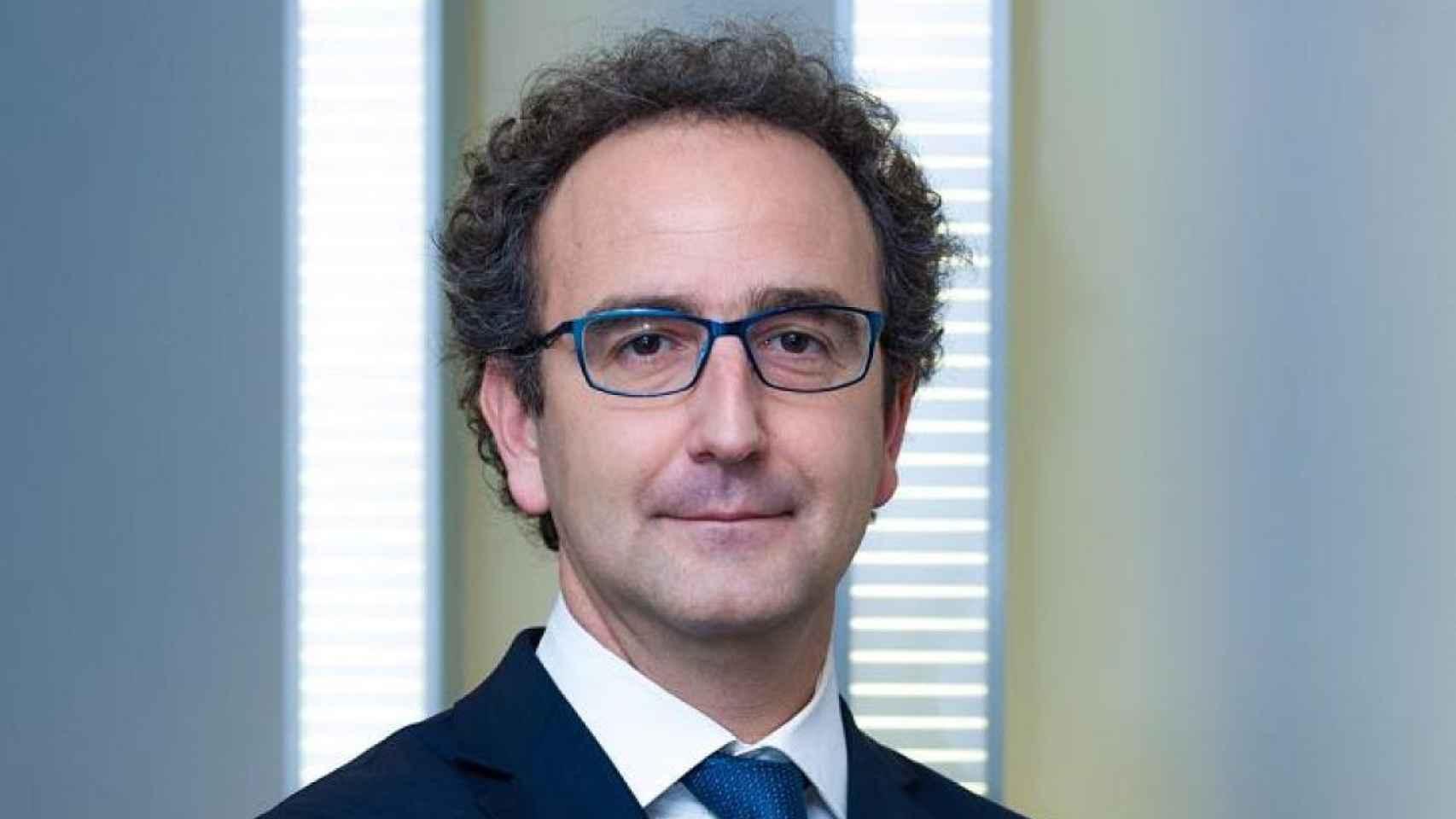 Gerard Alba, en una foto de archivo de Vall Banc.