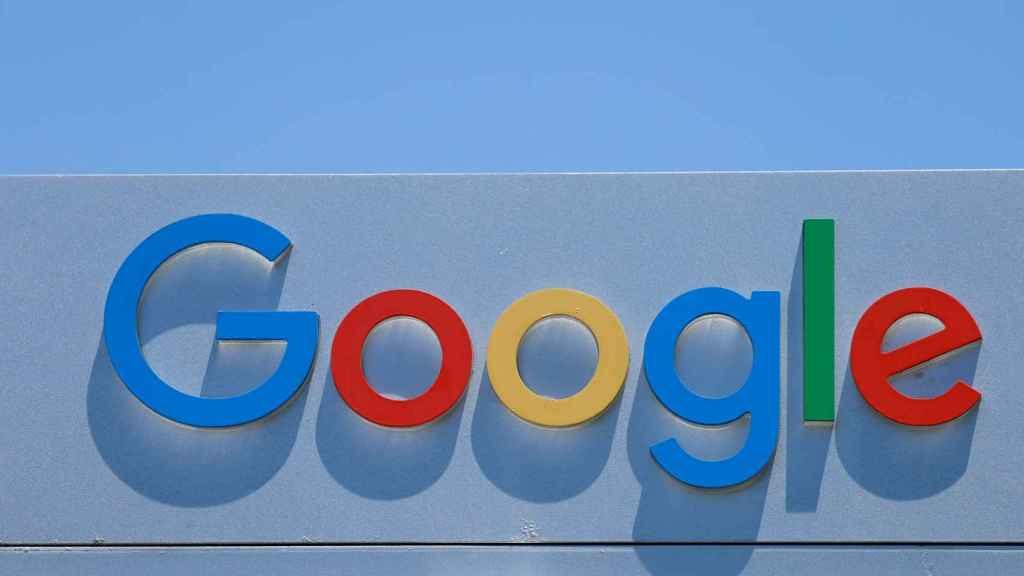 Logo de Google, en una imagen de archivo.