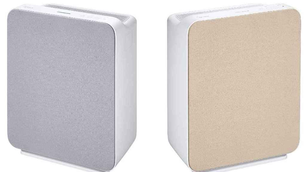 Uno de los tres tipos de los purificadores de aire de la marca Winix que cuesta 149 euros.