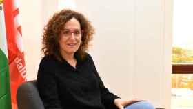 La secretaria general de CCOO en Andalucía, Nuria López.