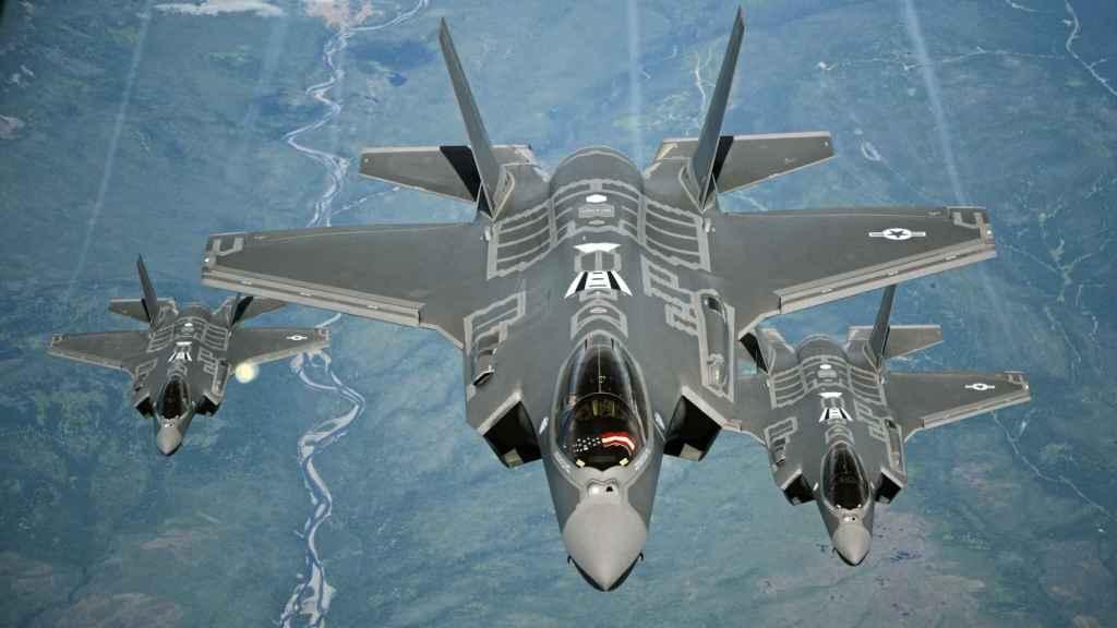 Formación de F-35