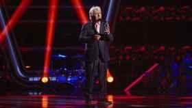 Andrés Caparrós en 'La Voz Senior'