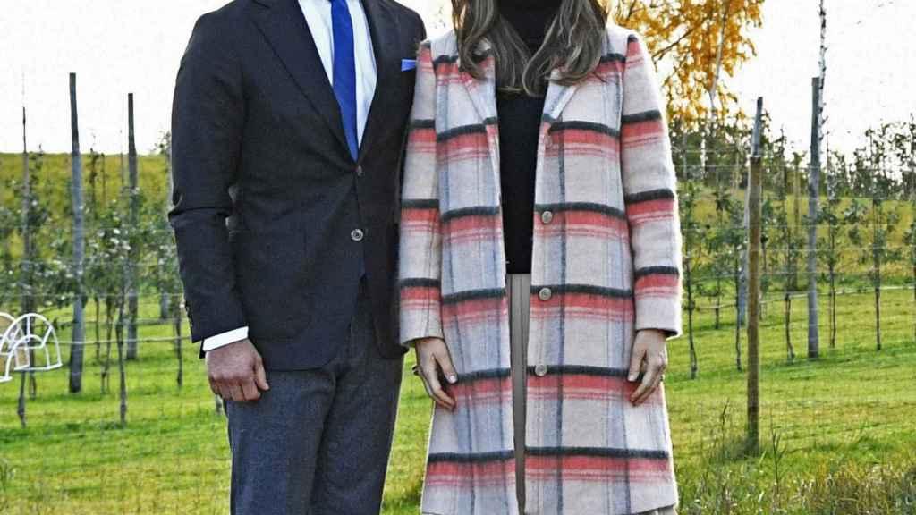 Carlos Felipe y Sofía de Suecia ampliarán la familia el próximo mes de abril.