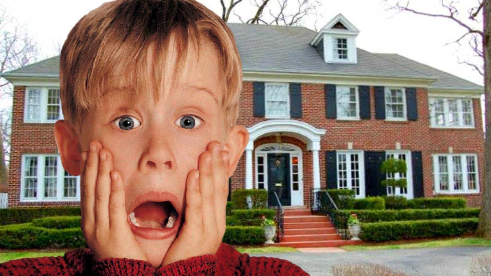 La película 'Solo en casa' nunca pasa de moda en la televisión.