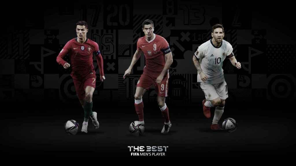 Premio The Best 2020