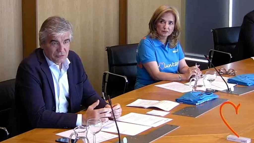 Reynés reafirma el compromiso de Naturgy contra la pobreza energética